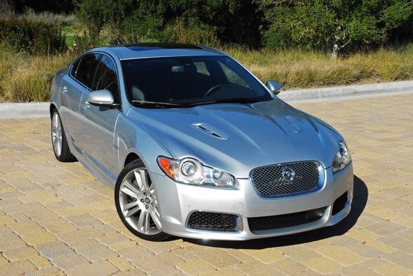 2010 Jaguar XFR Review & Test Drive