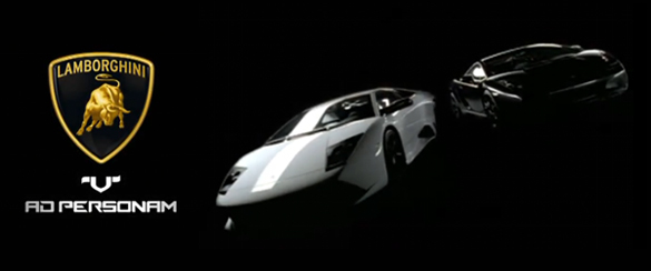 Lamborghini Ad Personam Promotional Video
