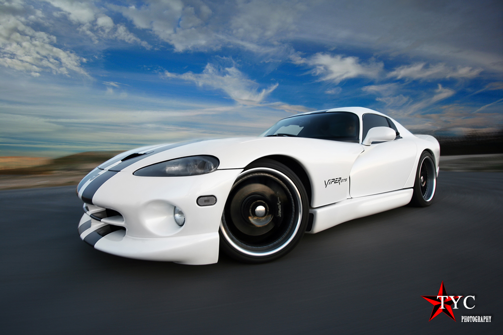 Internet Find of the Week: Dodge Viper GTS