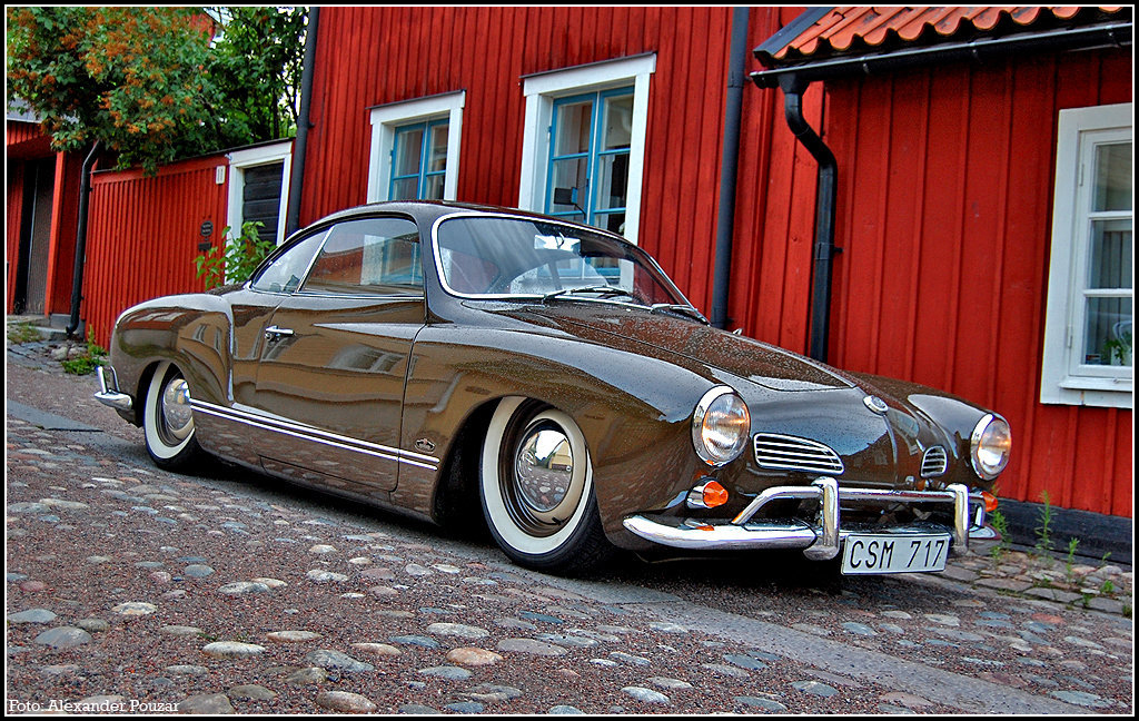 internet find of the week volkswagen karmann ghia. Black Bedroom Furniture Sets. Home Design Ideas