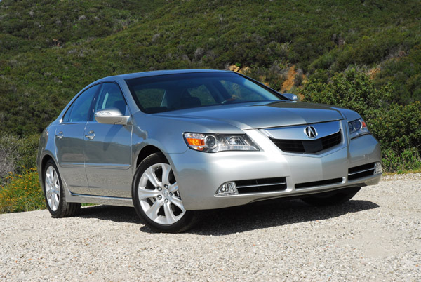 2010 Acura RL Review & Test Drive