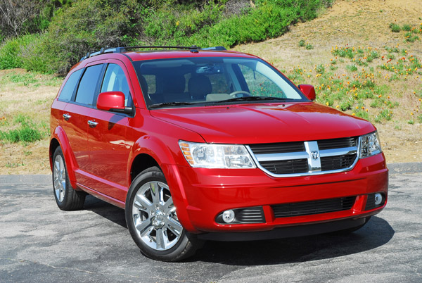 2010 Dodge Journey Rt Awd. 2010 Dodge Journey RT Review