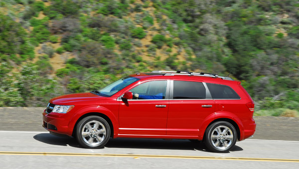 2010 dodge journey rt review test drive. Black Bedroom Furniture Sets. Home Design Ideas