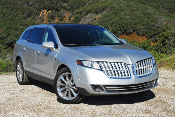 2010 Lincoln MKT EcoBoost Review & Test Drive