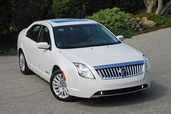 2010 Mercury Milan Hybrid Review & Test Drive