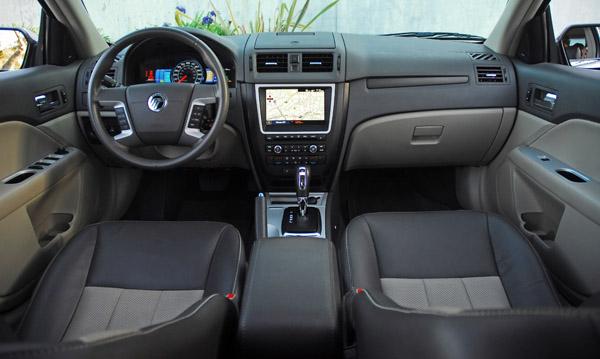 2010 Mercury Milan Hybrid Review Amp Test Drive