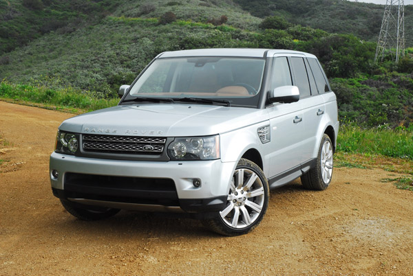 2010 Land Rover Range Rover Supercharged Sport Review & Test Drive