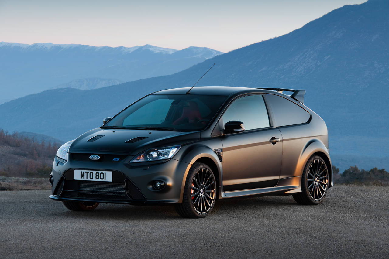 Ford Focus RS500: More Images & Details Released