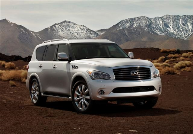 Leaked Images: 2011 Infiniti QX56 To Make Debut at New York Auto Show