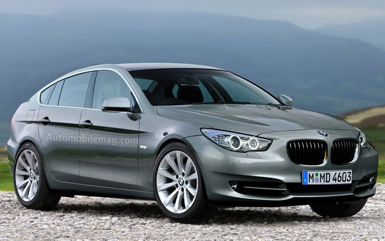 BMW To Axe M3 Sedan – 3-Series GT To Come In 2013