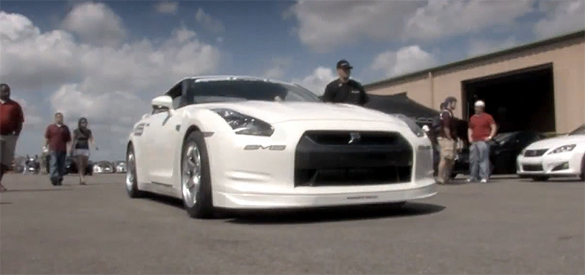 9-second GT-R: World's Fastest Nissan GT-R R35