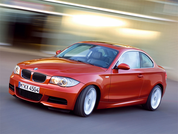80 Percent of BMW 1-Series Owners Think it is Front-Wheel Drive