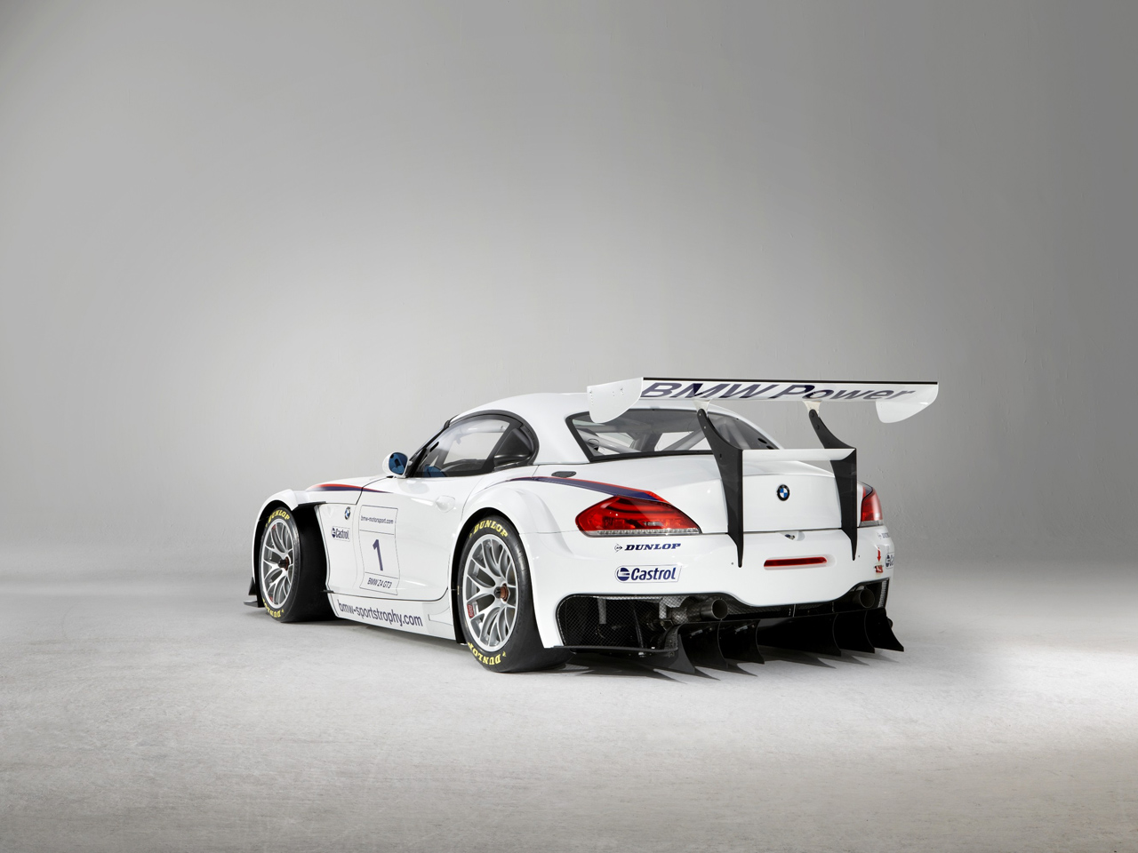 Bmw Z4 Gt3 A Race Prepped V8 Powered Z4