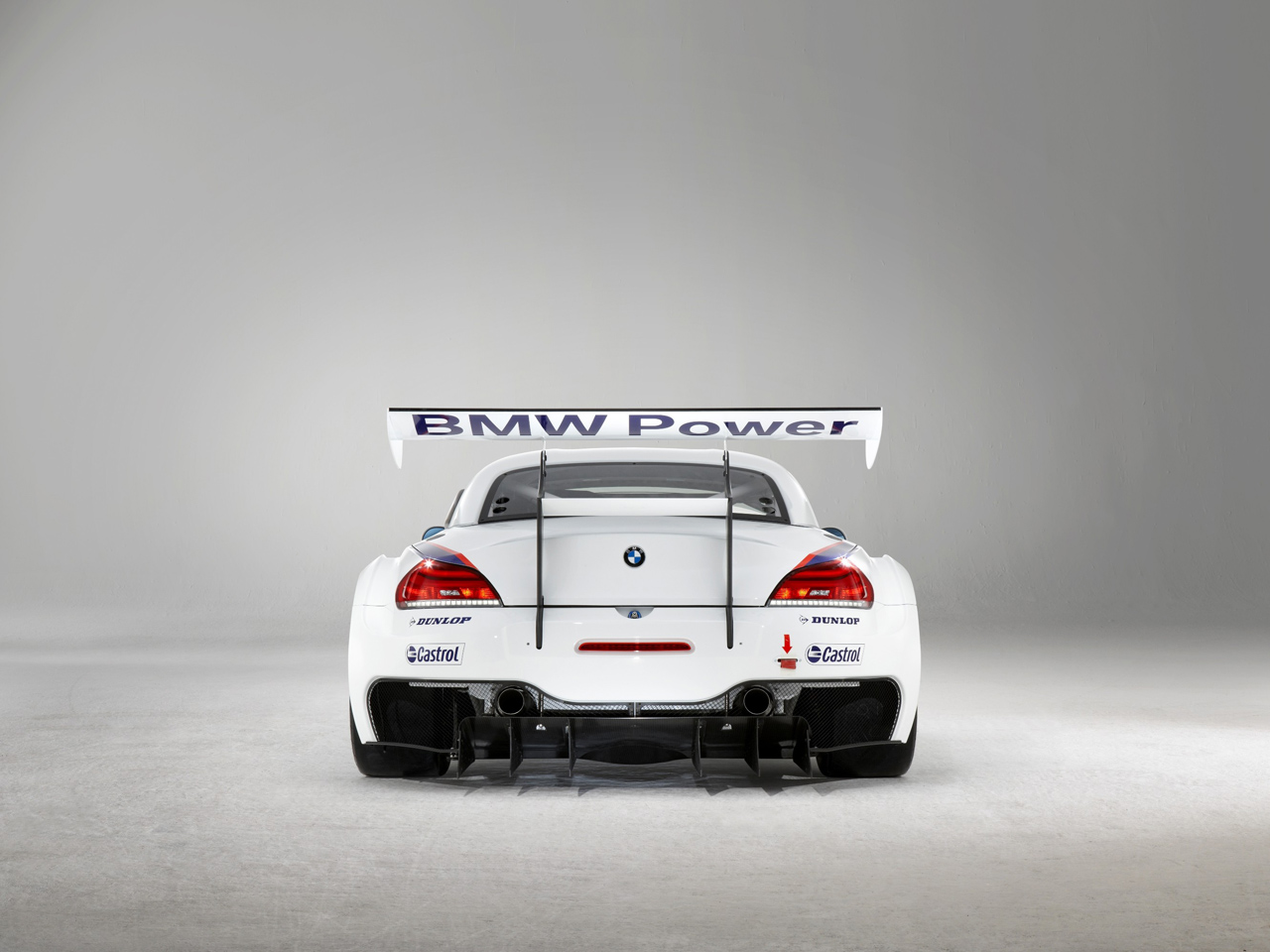 Bmw Z4 Gt3 A Race Prepped V8 Powered Z4