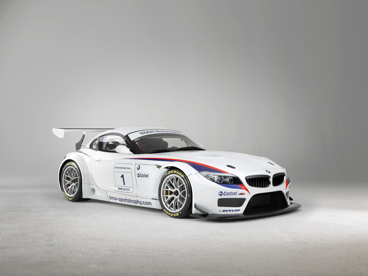 BMW Z4 GT3 – A Race Prepped V8 Powered Z4