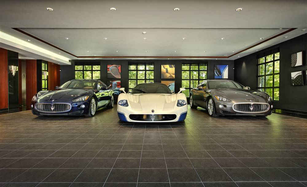 The Worlds Most Beautiful Garages amp Exotics