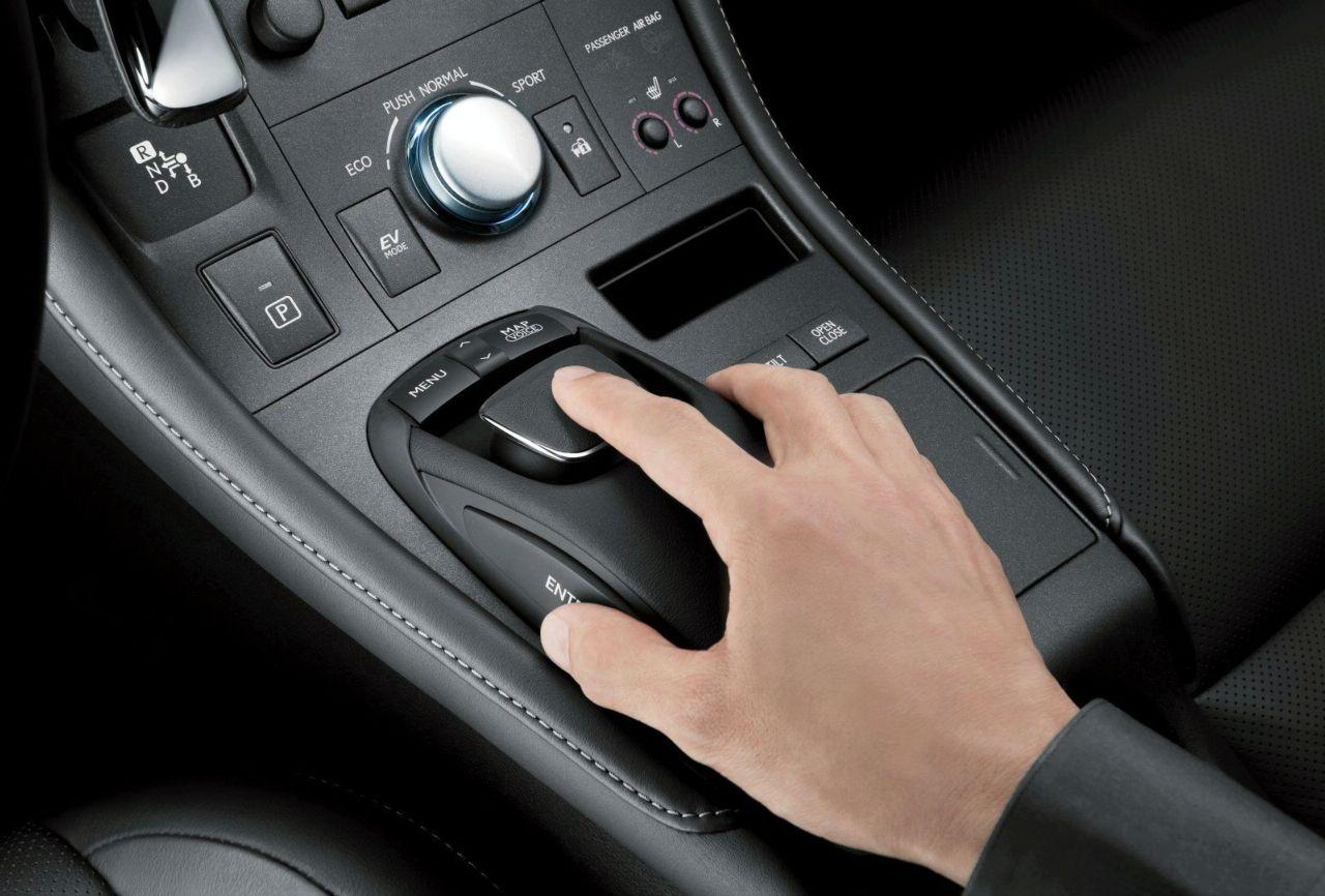 Lexus Ct 200h Hybrid Official Details Released