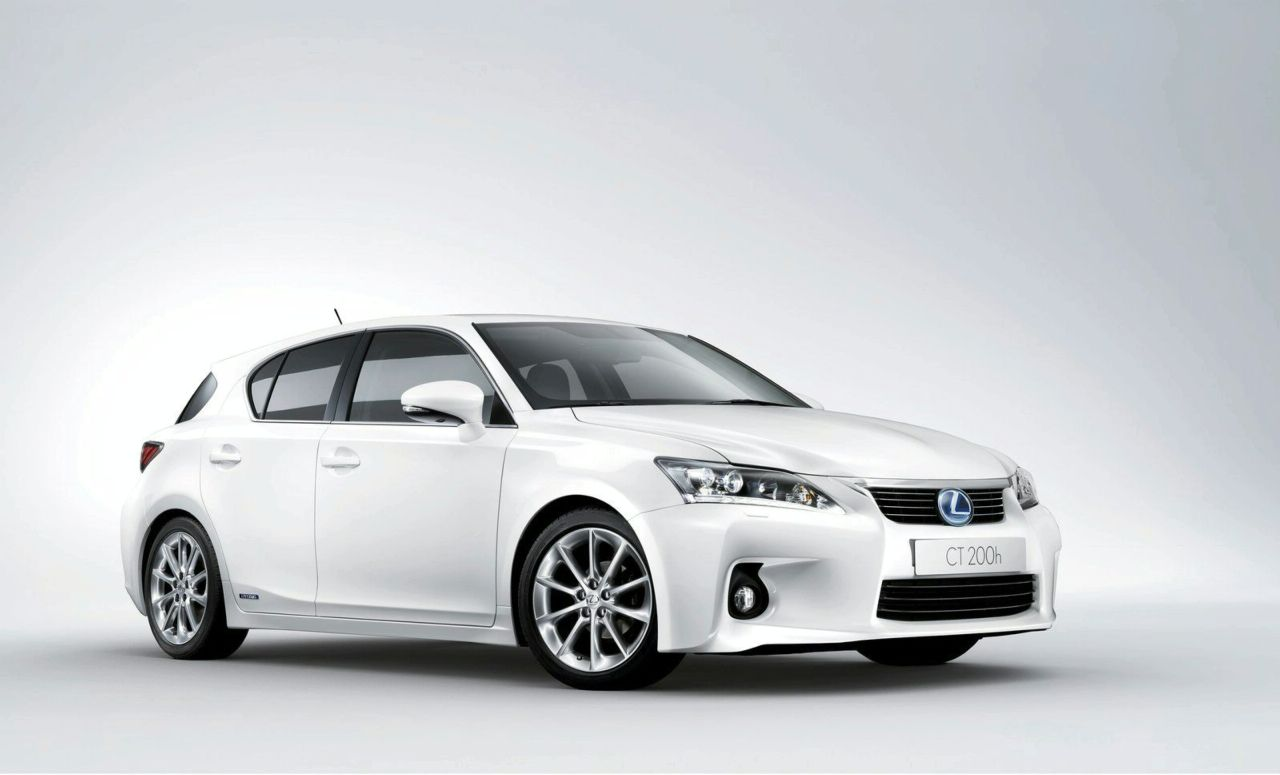 Lexus CT 200h Hybrid Official Details Released