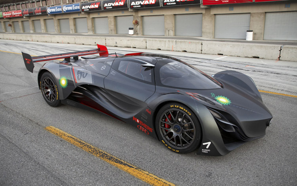 These Cars That Look Fast Just Standing Still! The Mazda Furai Concept  (pronounced U0027foo Ryeu0027 In Japanese) Celebrates The Culmination Of Over 40  Years Of ...