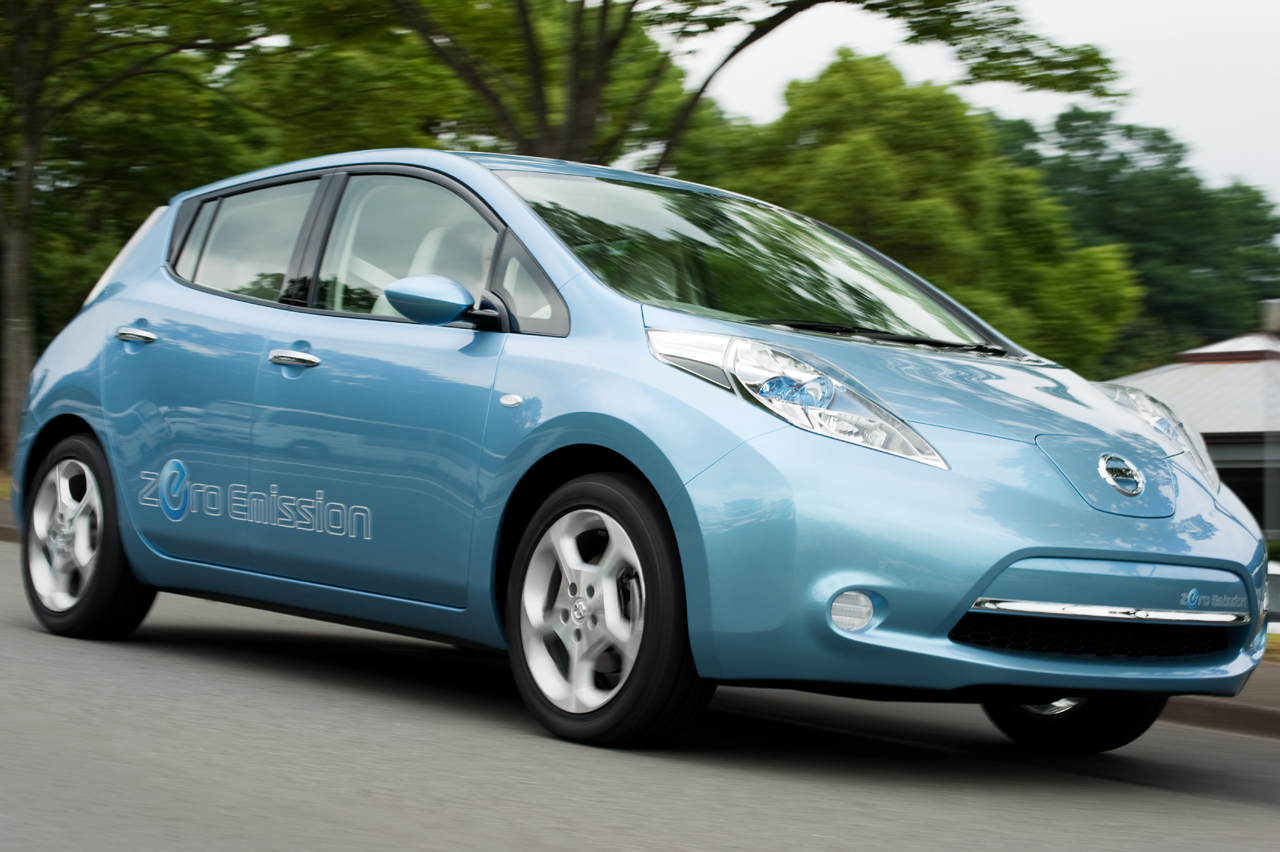 Federal Ev Tax Credit >> Nissan Leaf EV Pricing Released – $32,780 Before Federal Tax Credit