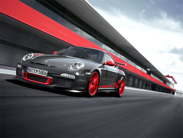 Porsche 911 GT3 RS Driven To The Limit – Porsche Experience TV Video