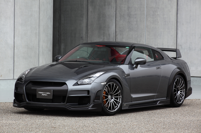 "Constant Craving: Tommy Kaira ""Ebbrezza-R"" NISSAN GT-R R35"