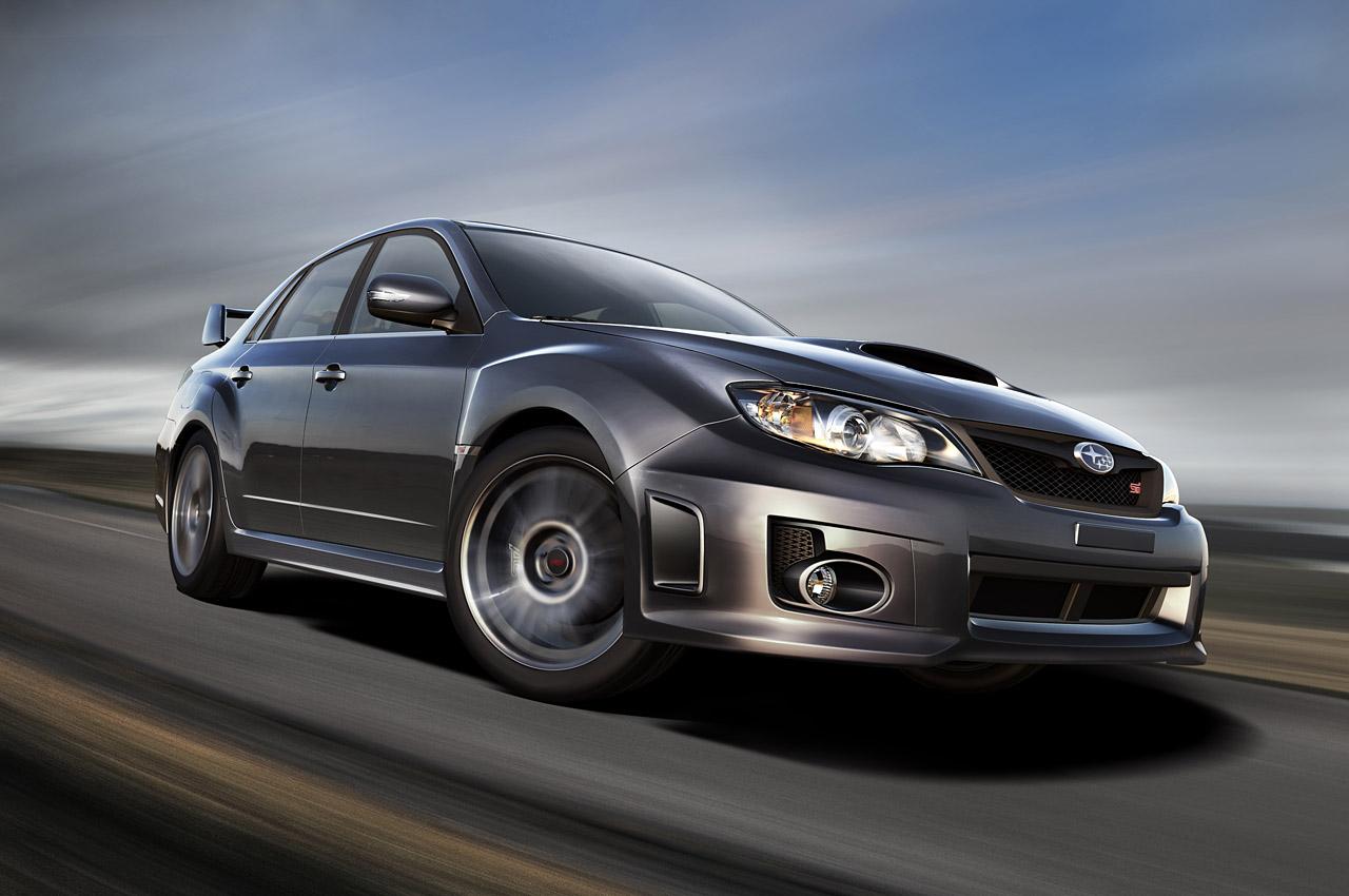 "2010 New York Auto Show: 2011 Subaru WRX STI ""eclipses"" Mitsubishi's Evolution"