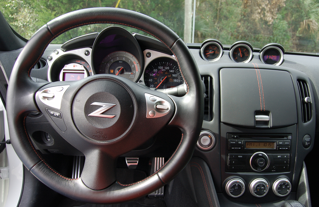 Short Take: 2009 Nissan Nismo 370Z