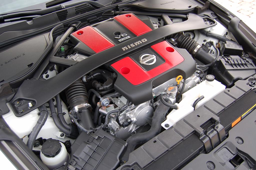 Short Take 2009 Nissan Nismo 370z