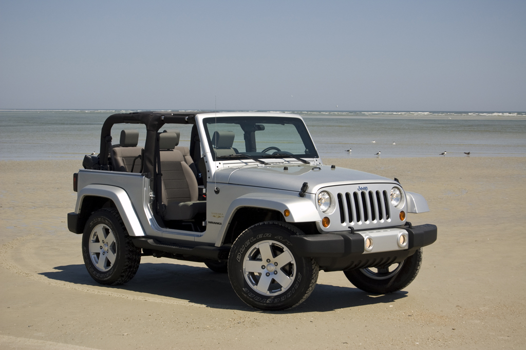 How much is a jeep wrangler sahara