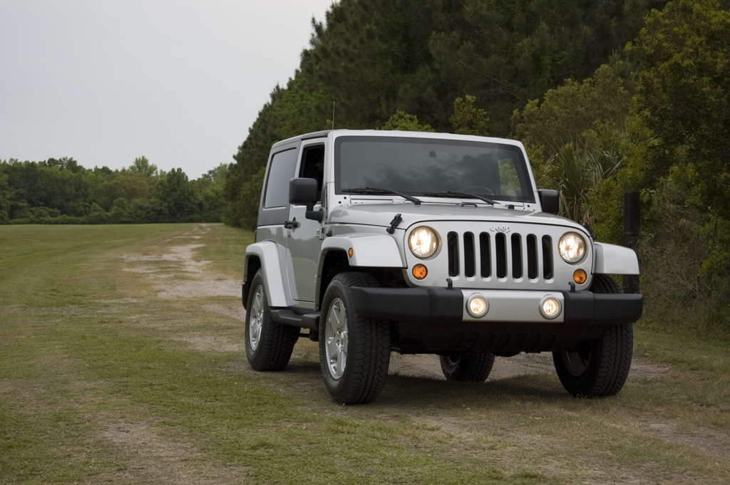 All Current Jeep Wranglers