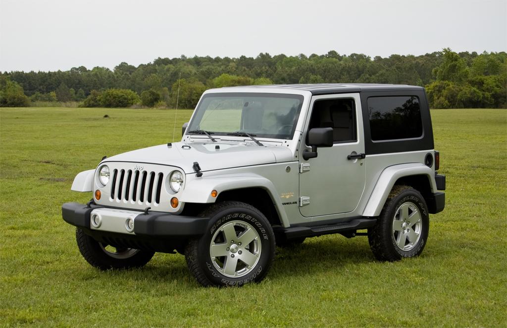 Jeep Wrangler Interior >> 2010 Jeep Wrangler Sahara 4×4 Review & Test Drive