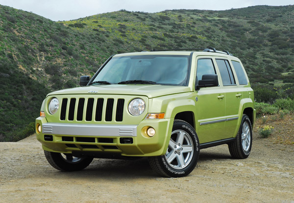 2010 Jeep Patriot Limited 4×4 Review & Test Drive