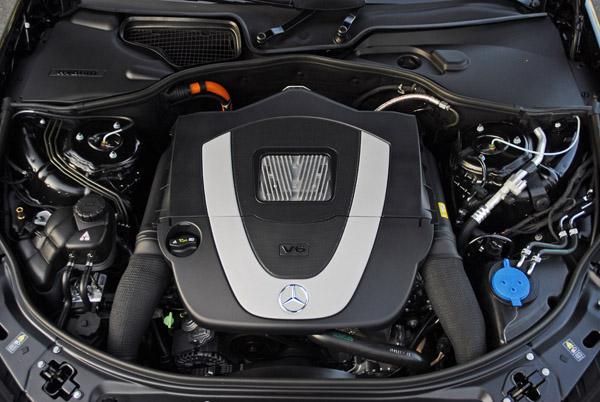 Тест-драйв mercedes-benz s 400 hybrid