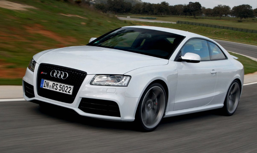 2011 Audi RS5: New Images Update