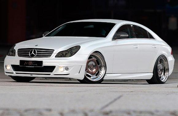 MEC Design Mercedes-Benz CLS55 AMG