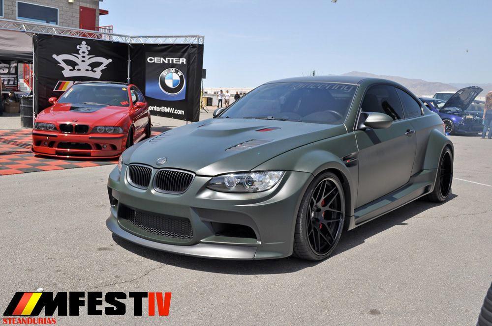 BMW M3 E92 Vorsteiner GTRS3 Widebody Kit Revealed w/Video