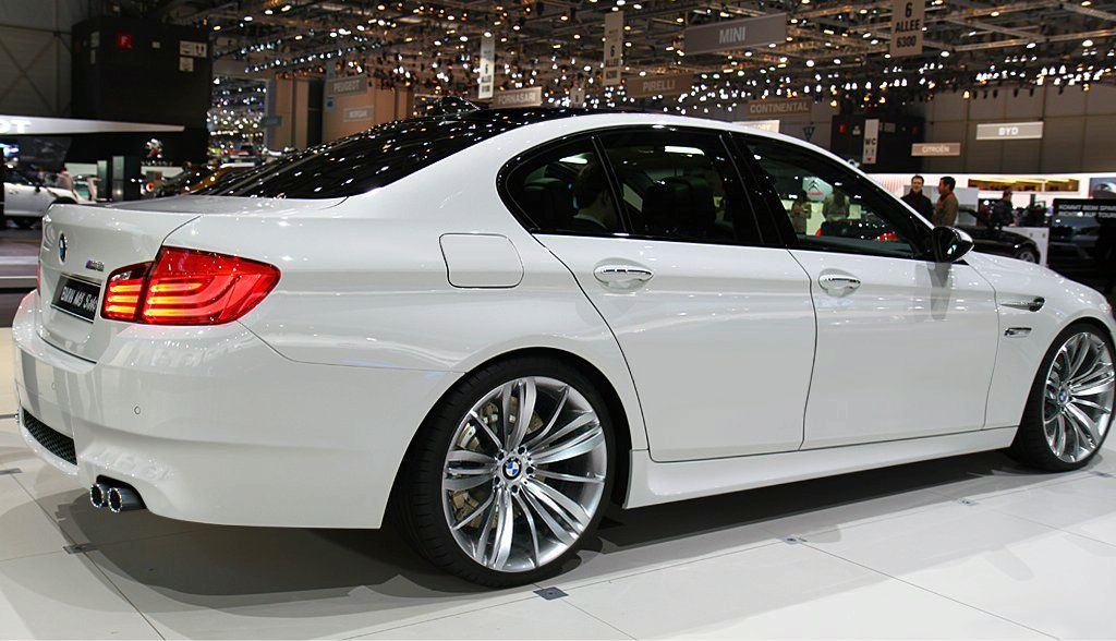 New Realistic Bmw M5 F10 Photoshopped Renderings