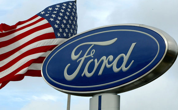 Ford Posts $2.1 Billion Quarterly Profit