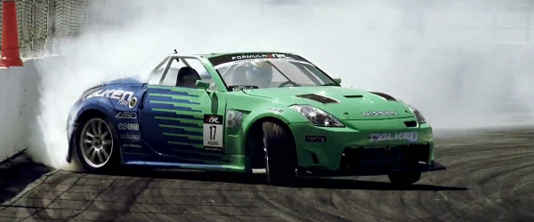 Video: 2010 Formula Drift Round 1 – Falken Tire Takes Long Beach