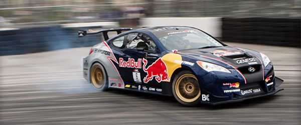 Live Streaming of Formula Drift 2010 Events