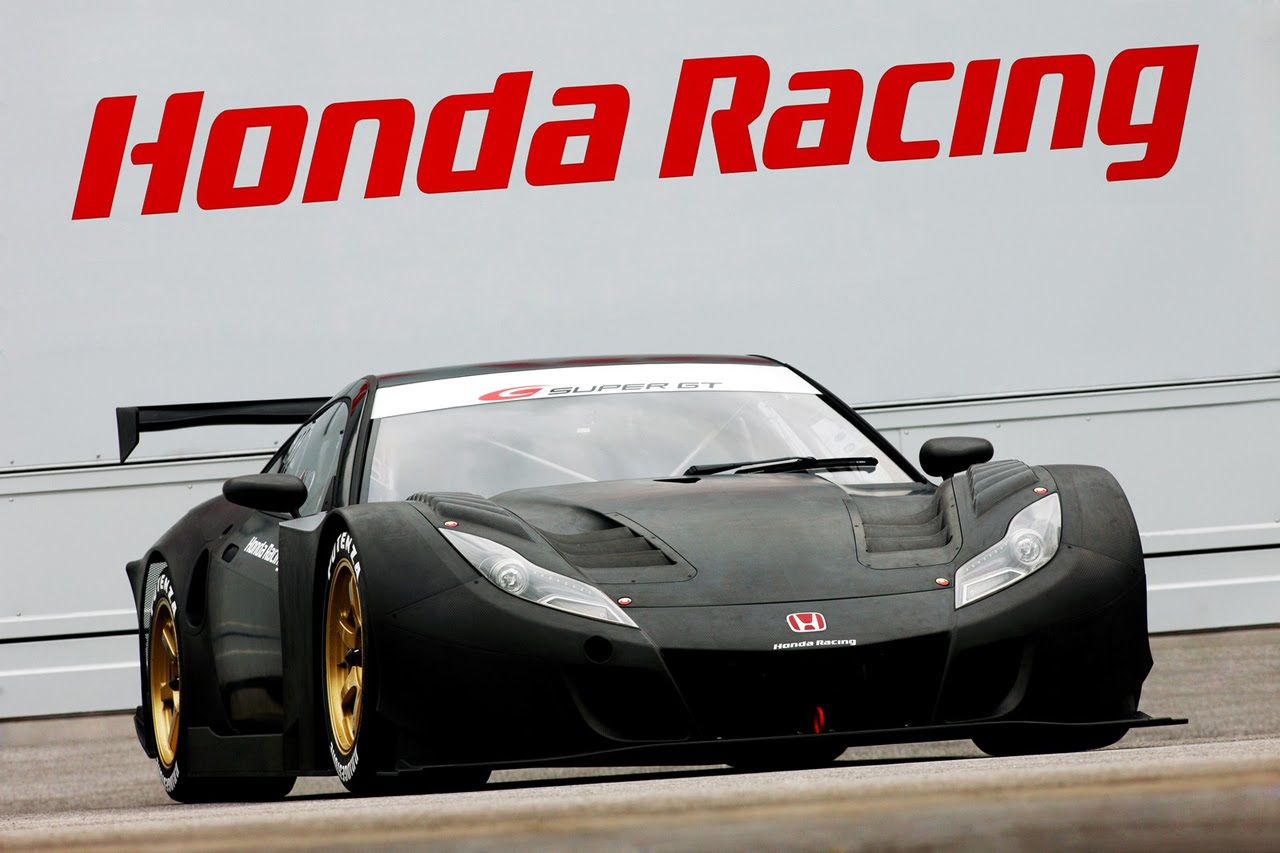 "NOT coming soon to a store near you: The New Honda ""NSX"" destined for GT500 Fame"