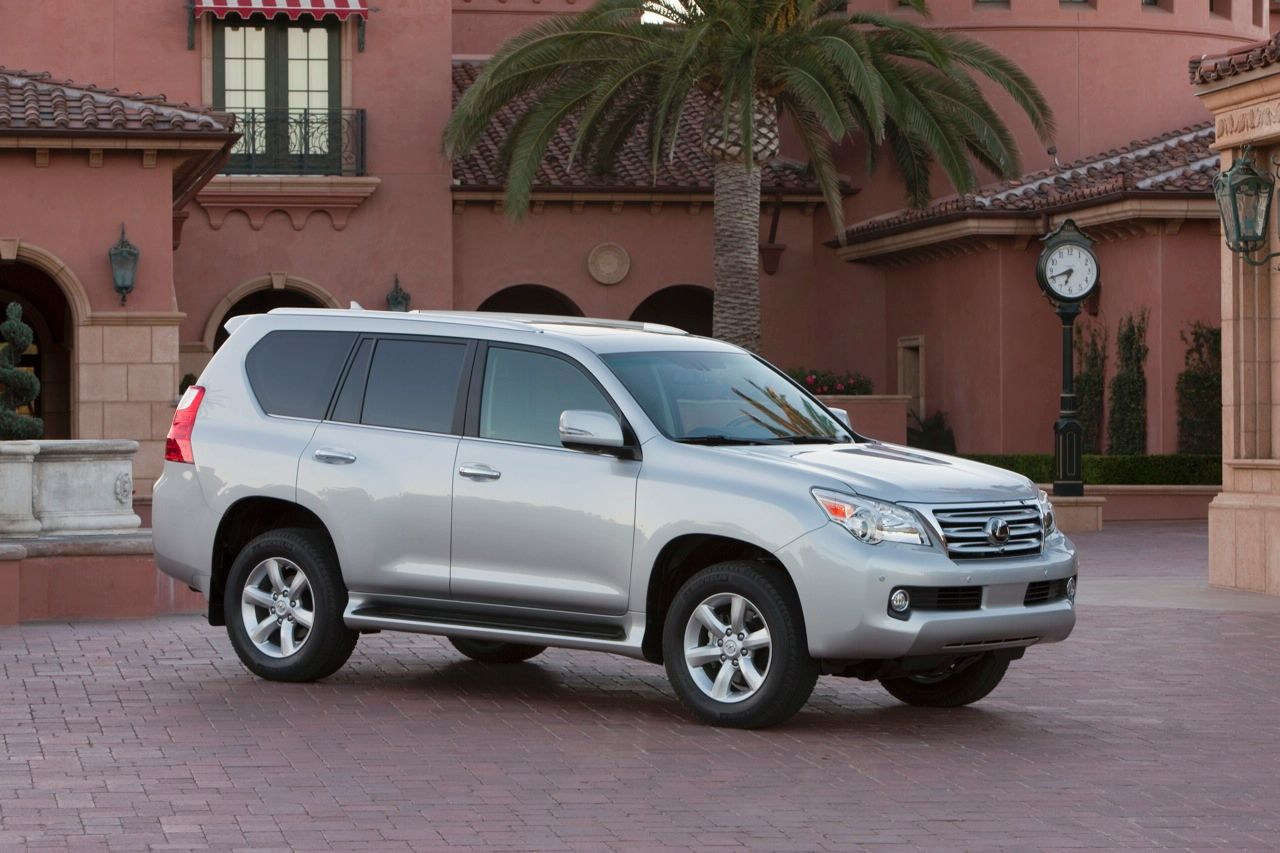 Can't Catch A Break: Toyota Suspends Sales of Lexus GX460 After Rollover Risk Report