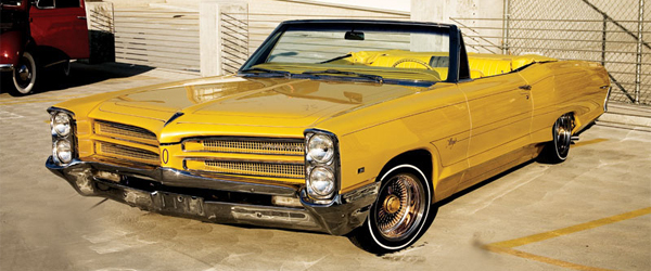 Larry King Rides In Snoop Dogg S 1967 Pontiac Parisienne