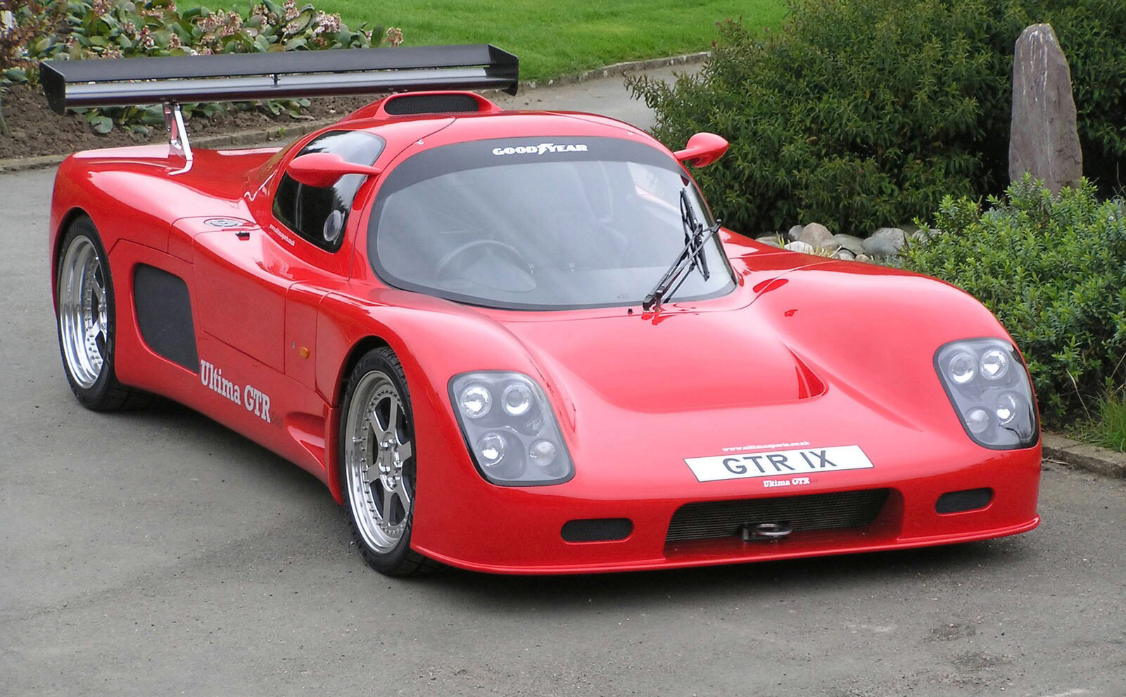 Fastest Supercar in the World? Try Quickest: Up close and personal with the Ultima GTR