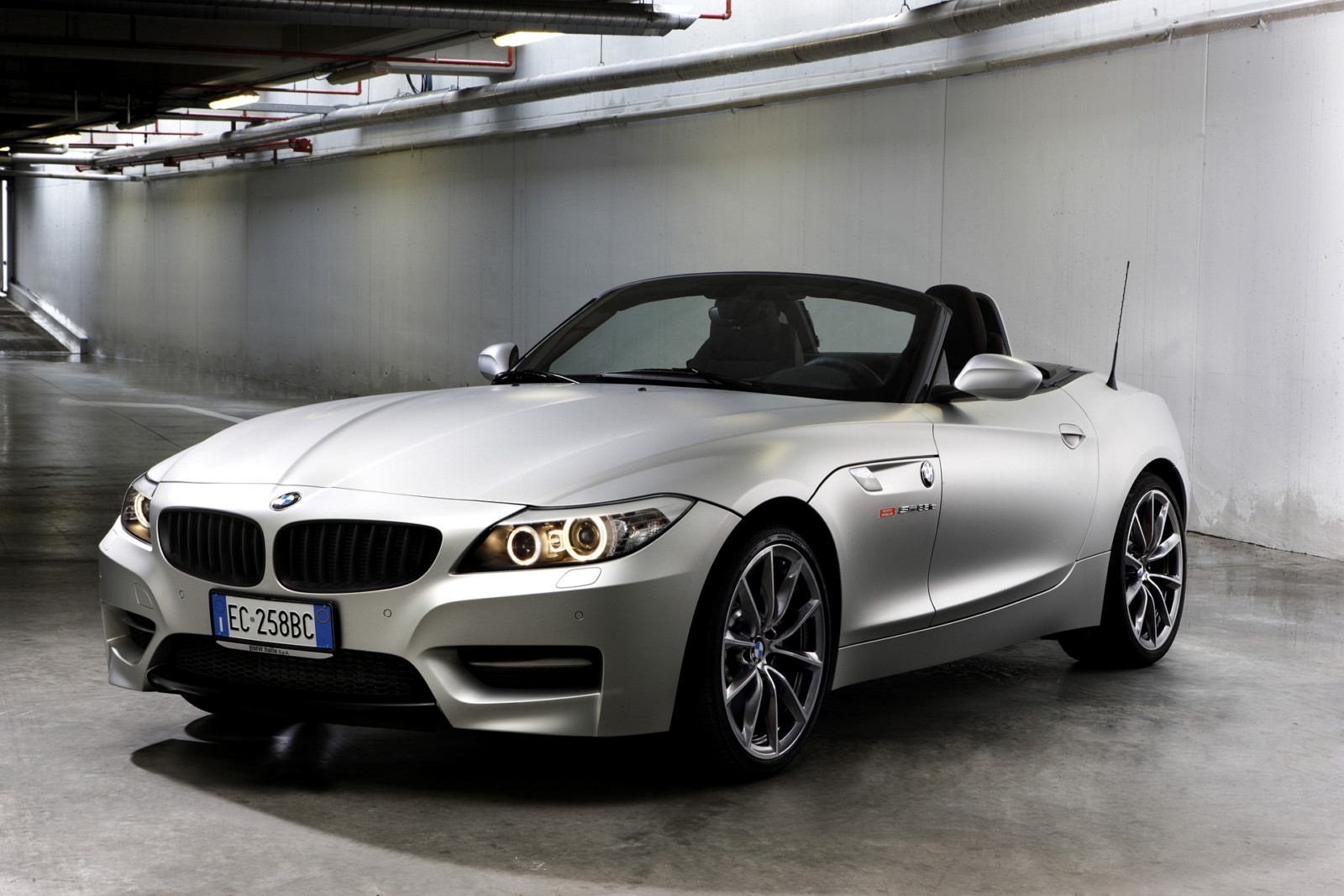 2010 Bmw Z4 Sdrive35is Mille Miglia Limited Edition Revealed