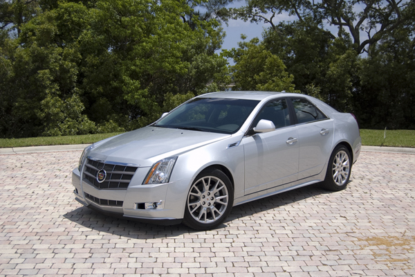 2010 Cadillac CTS Sedan Review & Test Drive