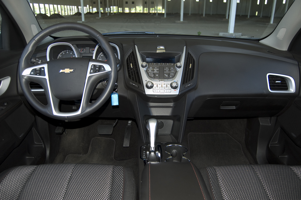Chevy equinox reviews 2010