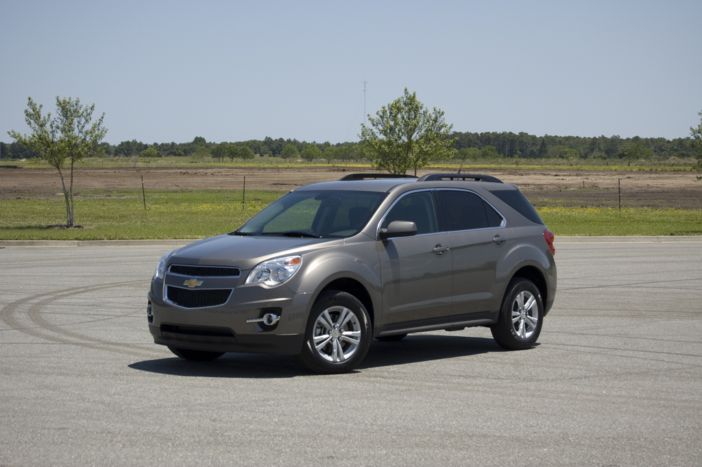 2010 Chevrolet Equinox Review & Test Drive