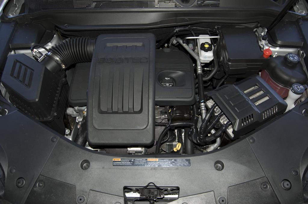 Gmc Terrain Engine on 2010 Gmc Terrain Engine